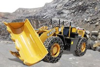 ZL928 Side unloading Mining Load